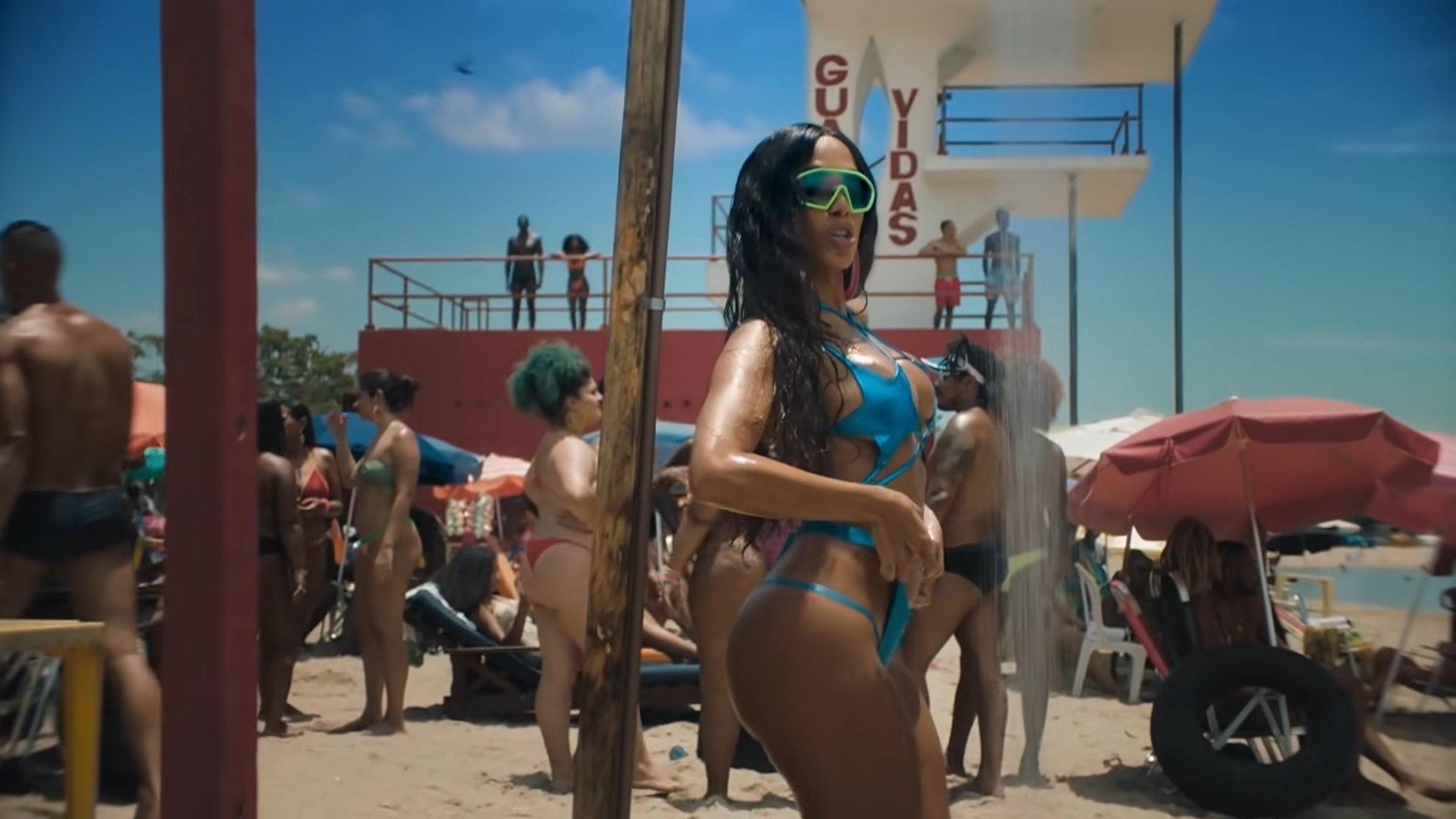 Anitta - Girl From Rio (Official Music Video) 1-23 Screenshot