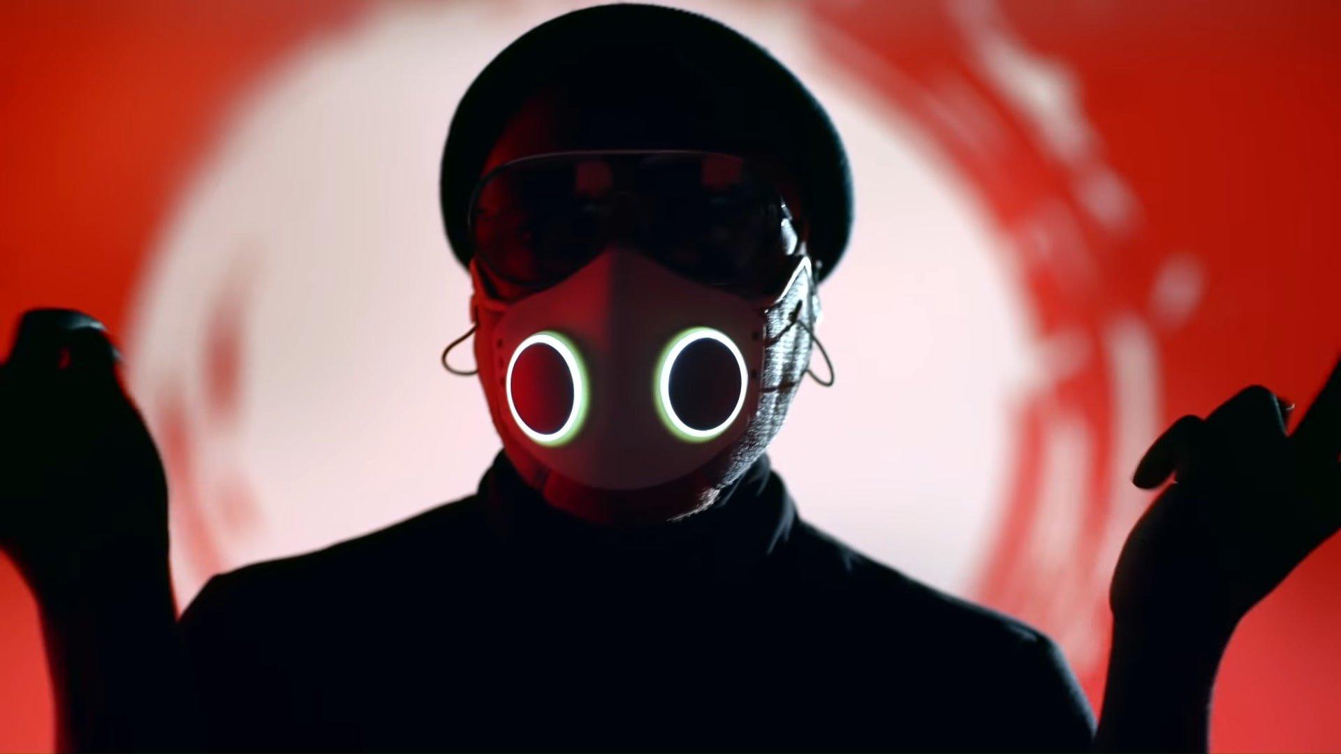 Black Eyed Peas, Shakira - GIRL LIKE ME (Official Music Video) 1-45 Screenshot