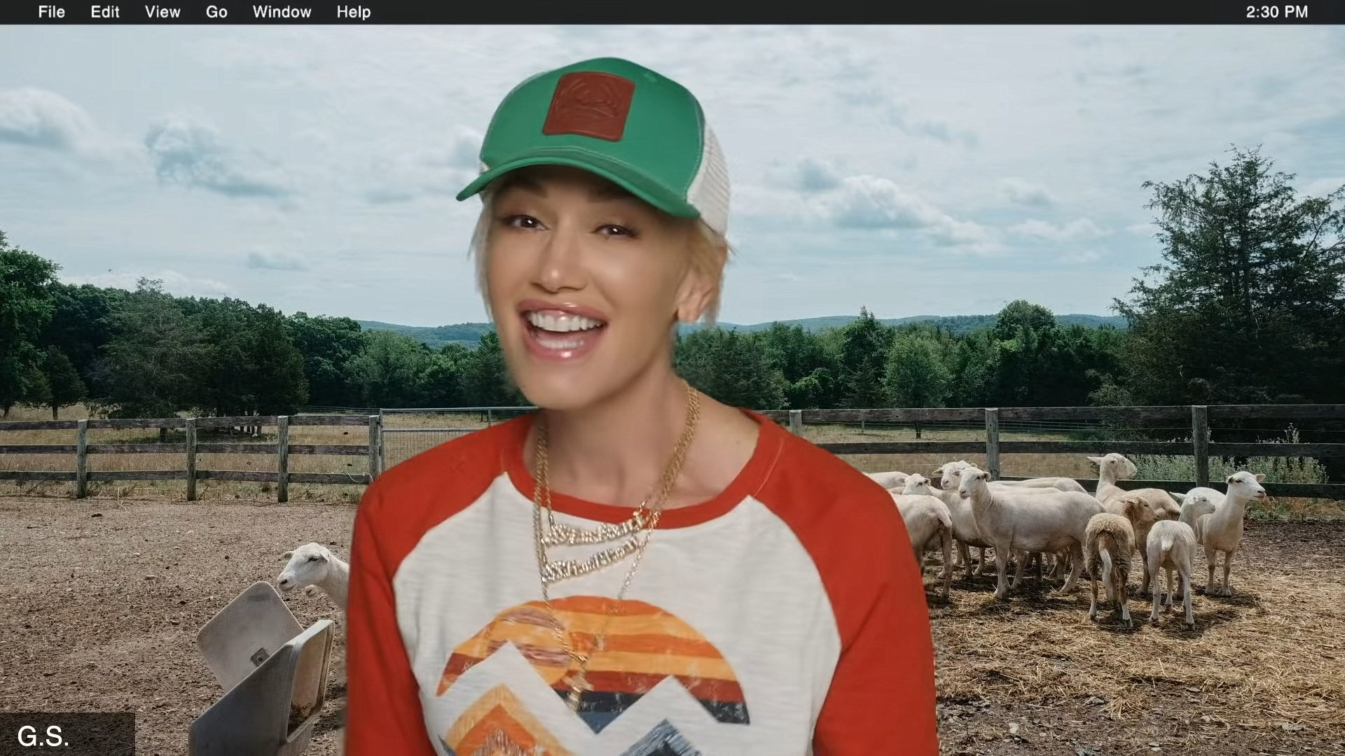 Gwen Stefani - Let Me Reintroduce Myself (Official Video) 2-0 Screenshot