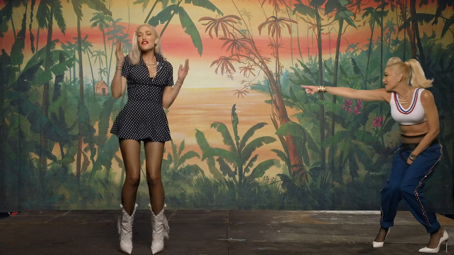 Gwen Stefani - Let Me Reintroduce Myself (Official Video) 2-15 Screenshot