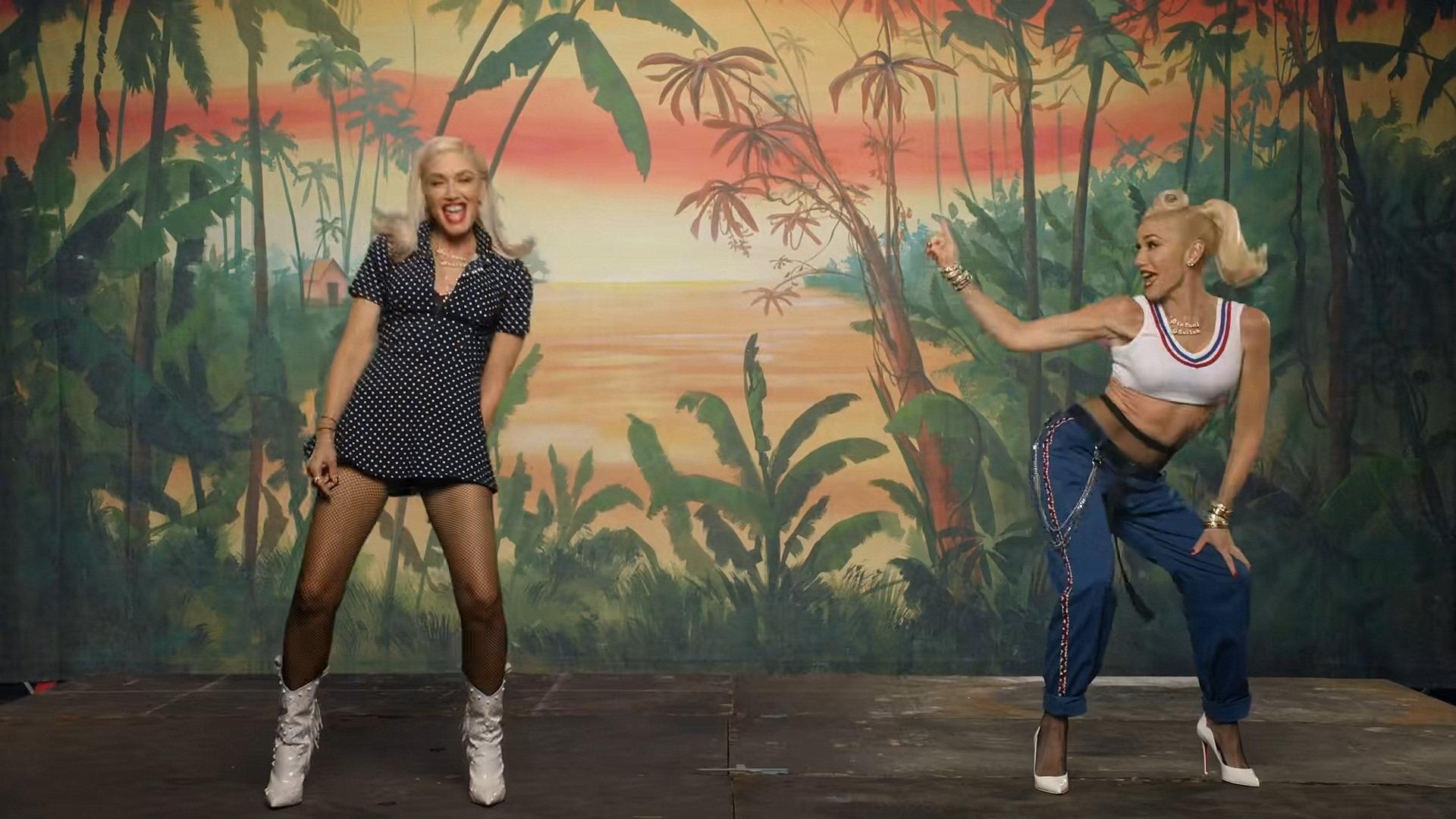 Gwen Stefani - Let Me Reintroduce Myself (Official Video) 2-23 Screenshot