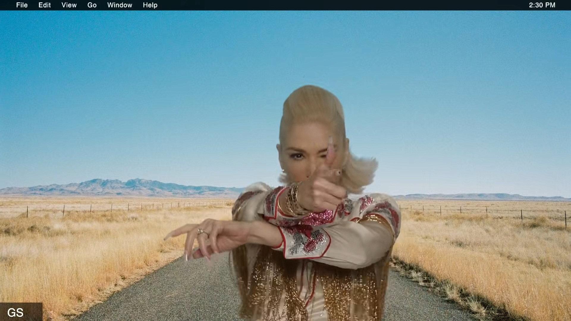 Gwen Stefani - Let Me Reintroduce Myself (Official Video) 2-36 Screenshot