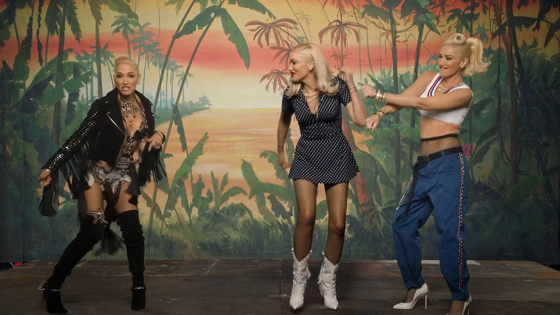 Gwen Stefani - Let Me Reintroduce Myself (Official Video) 2-40 Screenshot