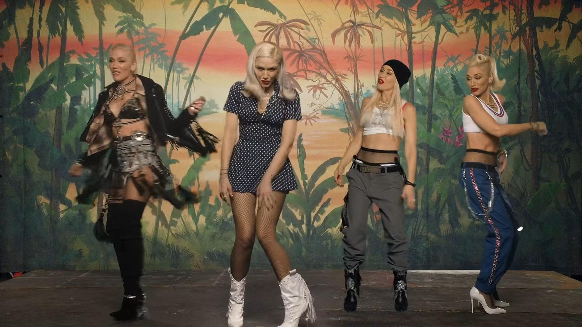 Gwen Stefani - Let Me Reintroduce Myself (Official Video) 3-0 Screenshot