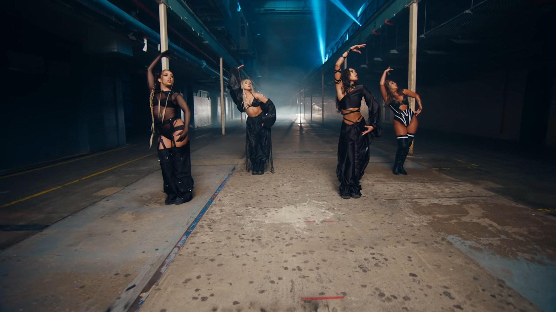 Little Mix - Sweet Melody (Official Video) 0-56 Screenshot