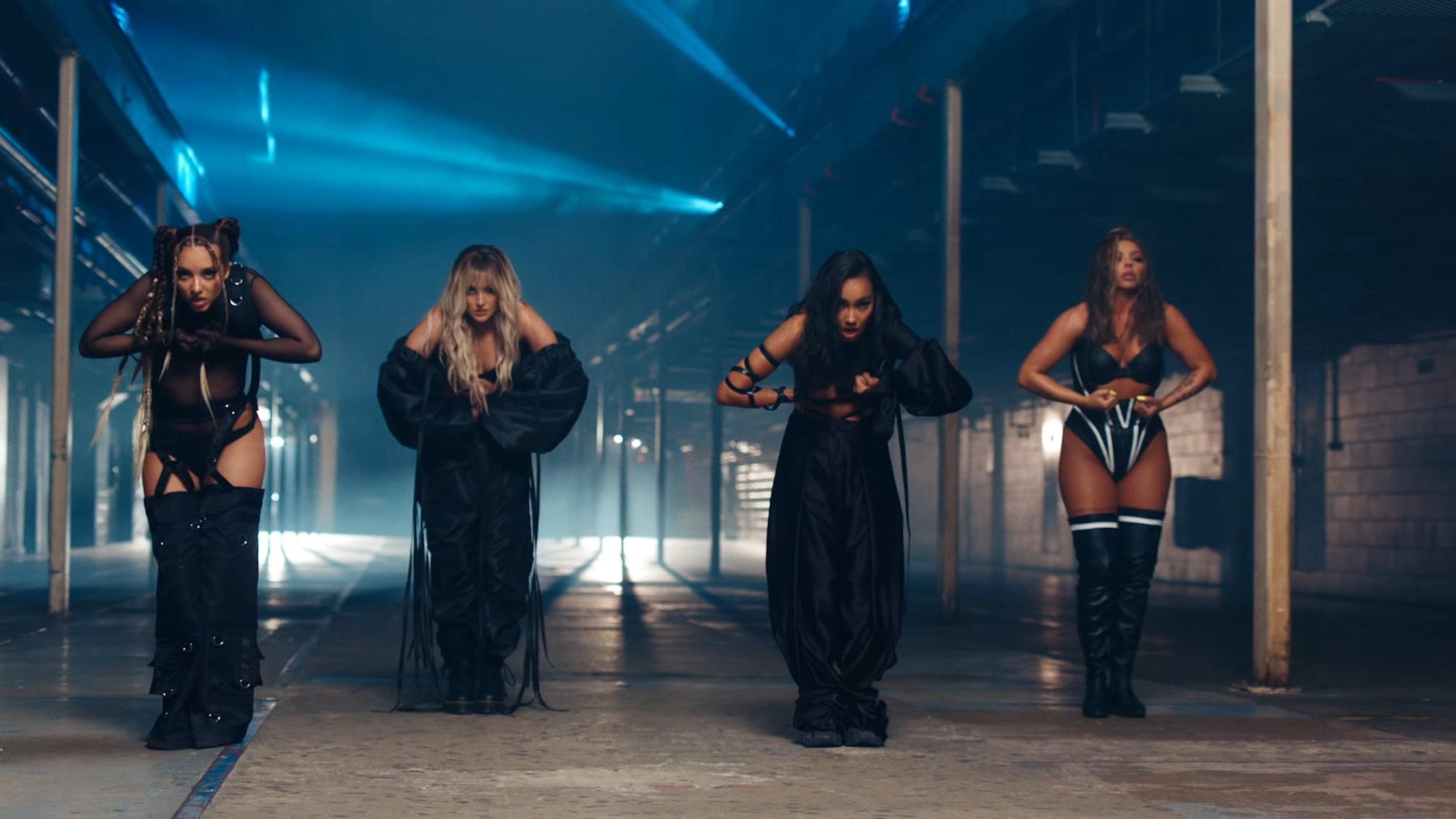 Little Mix - Sweet Melody (Official Video) 0-59 Screenshot