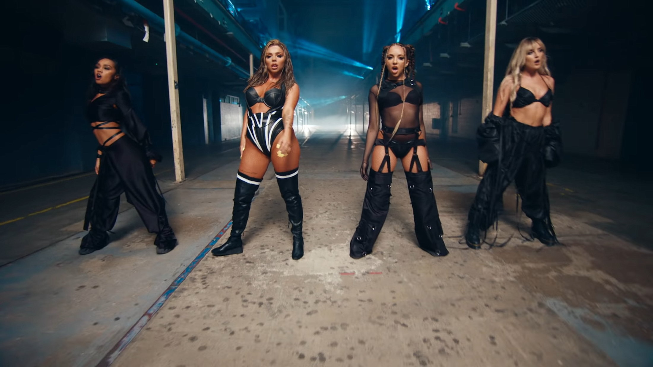 Little Mix - Sweet Melody (Official Video) 1-11 Screenshot