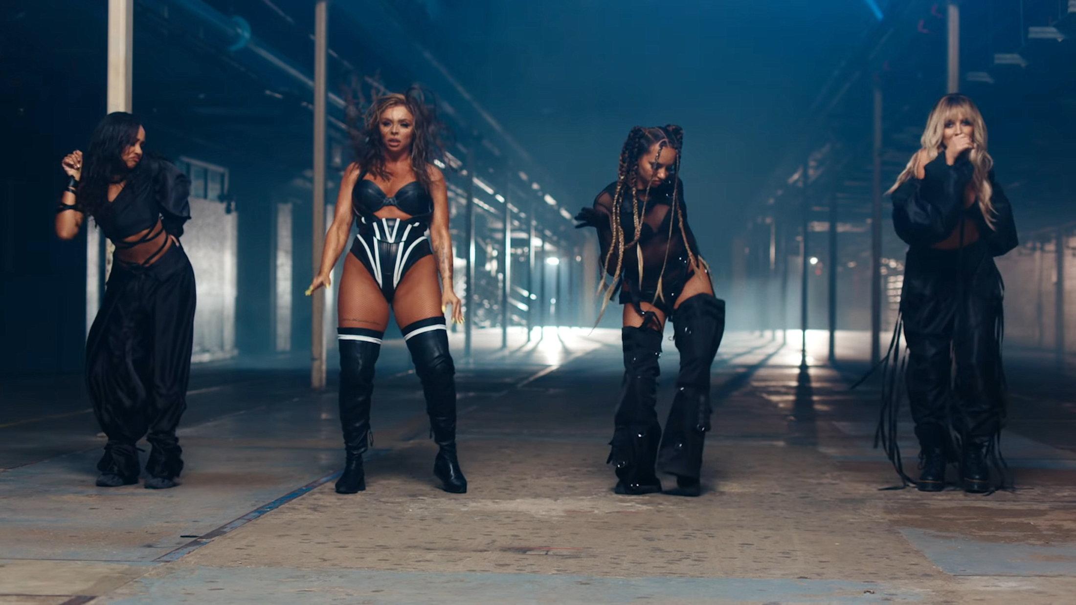 Little Mix - Sweet Melody (Official Video) 1-15 Screenshot