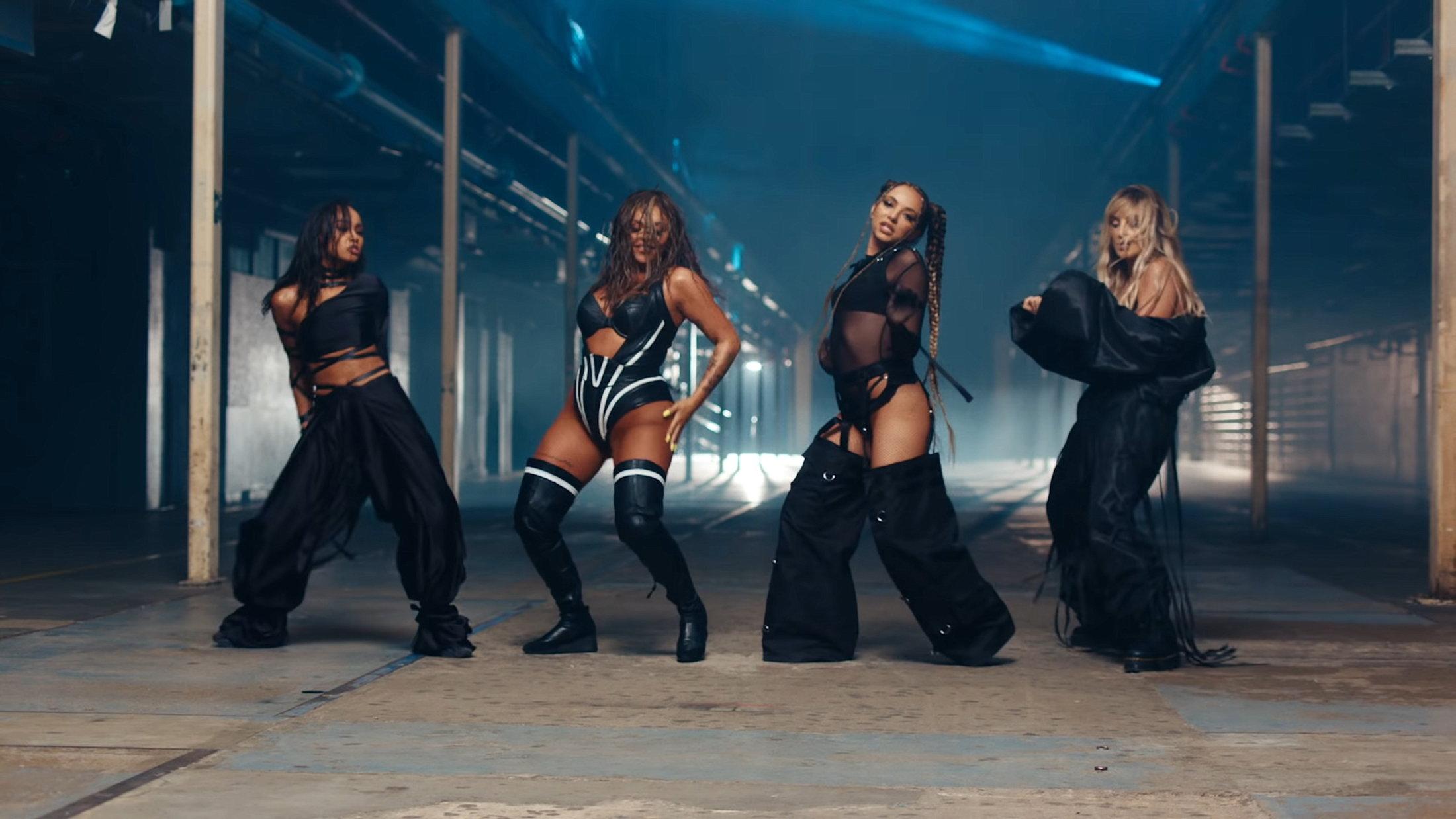 Little Mix - Sweet Melody (Official Video) 1-21 Screenshot