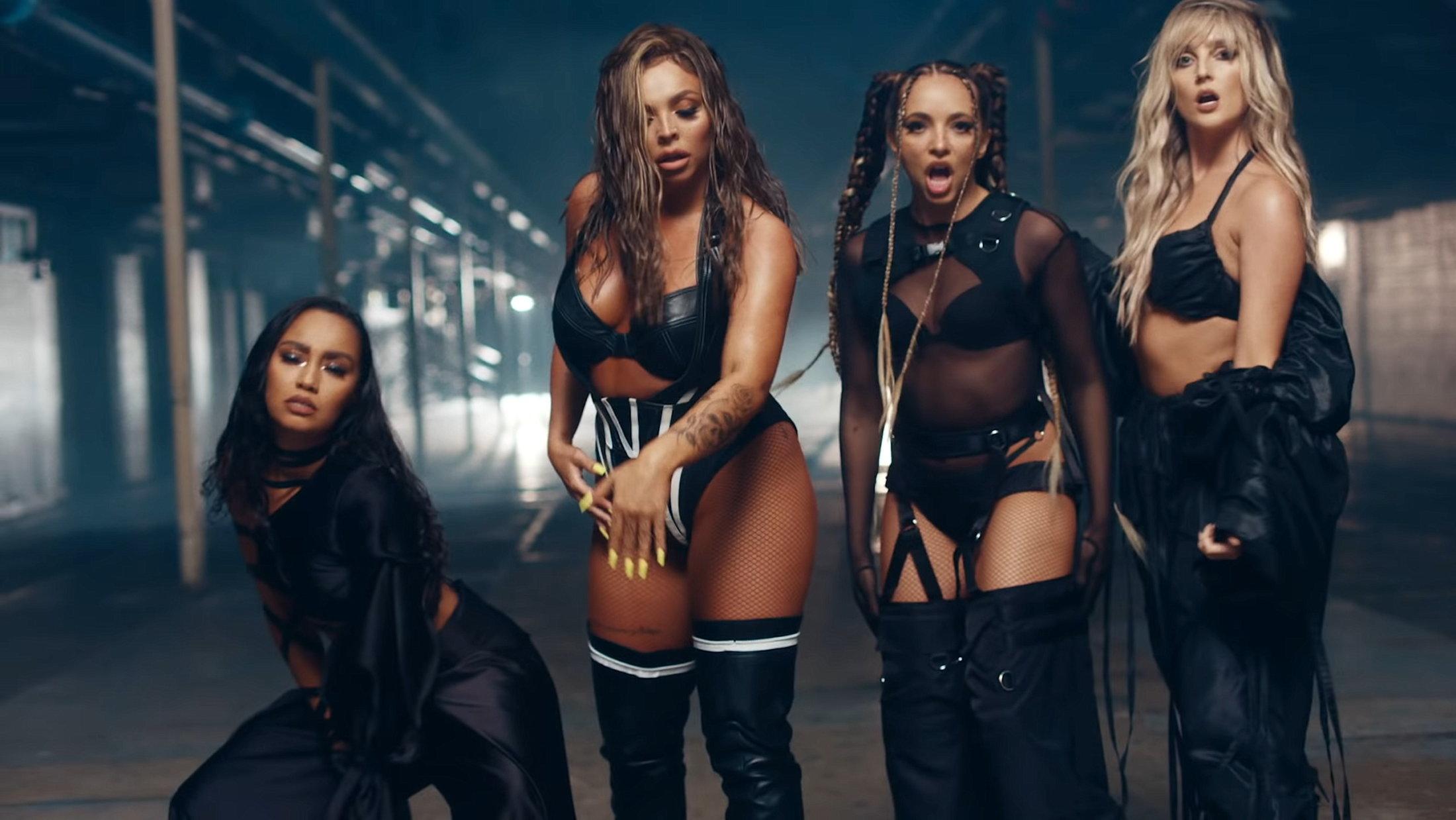 Little Mix - Sweet Melody (Official Video) 1-24 Screenshot