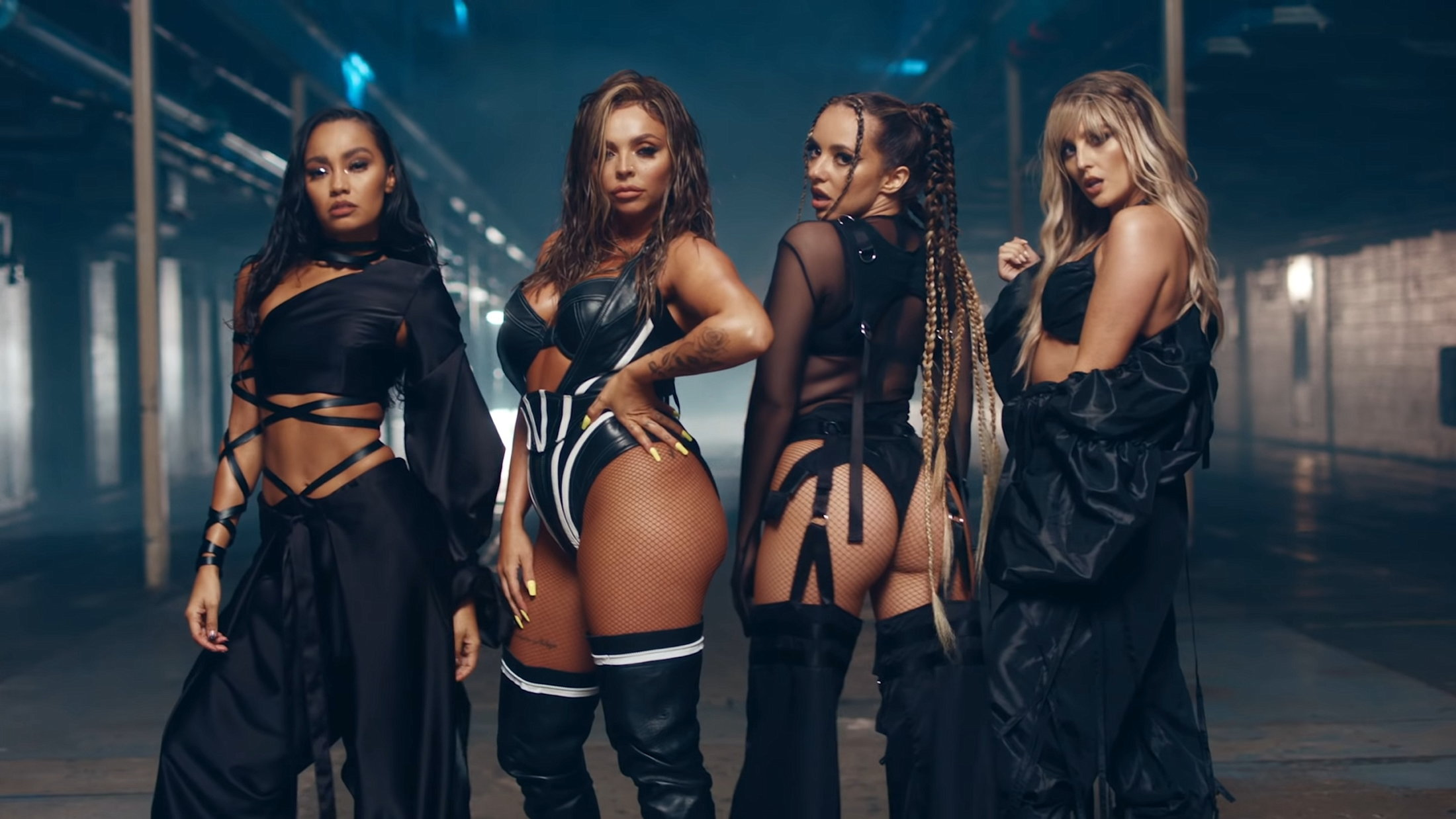 Little Mix - Sweet Melody (Official Video) 1-27 Screenshot