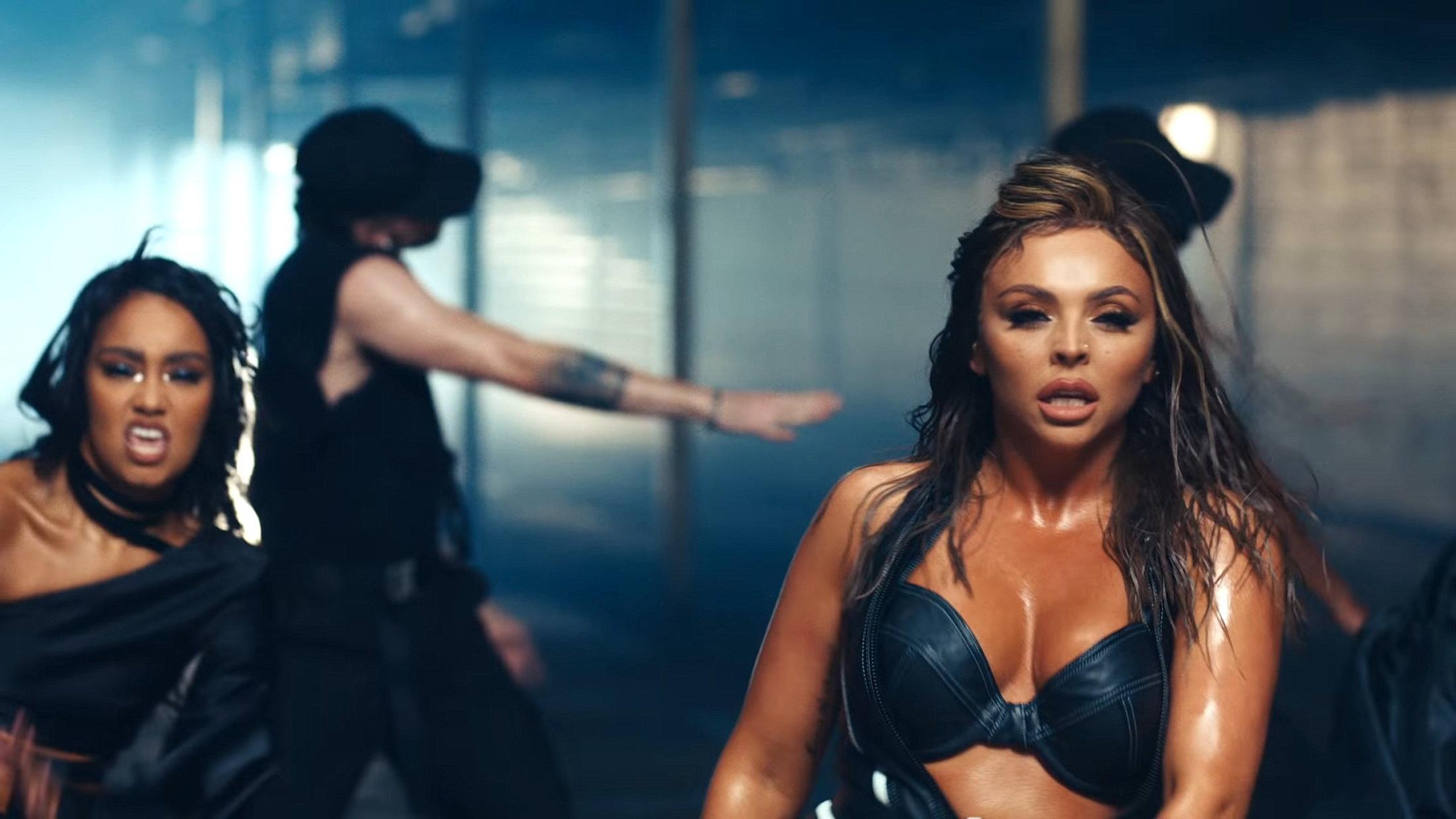 Little Mix - Sweet Melody (Official Video) 2-10 Screenshot