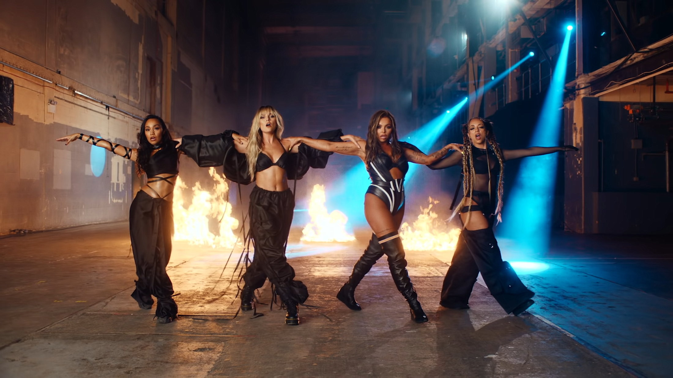 Little Mix - Sweet Melody (Official Video) 2-32 Screenshot