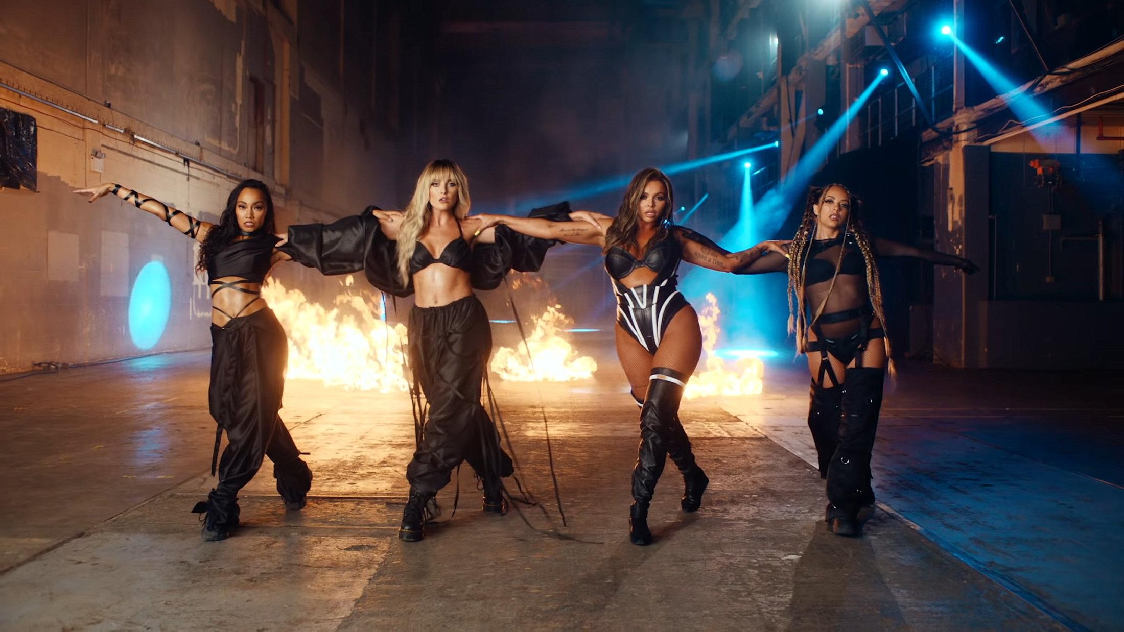 Little Mix - Sweet Melody (Official Video) 2-33 Screenshot