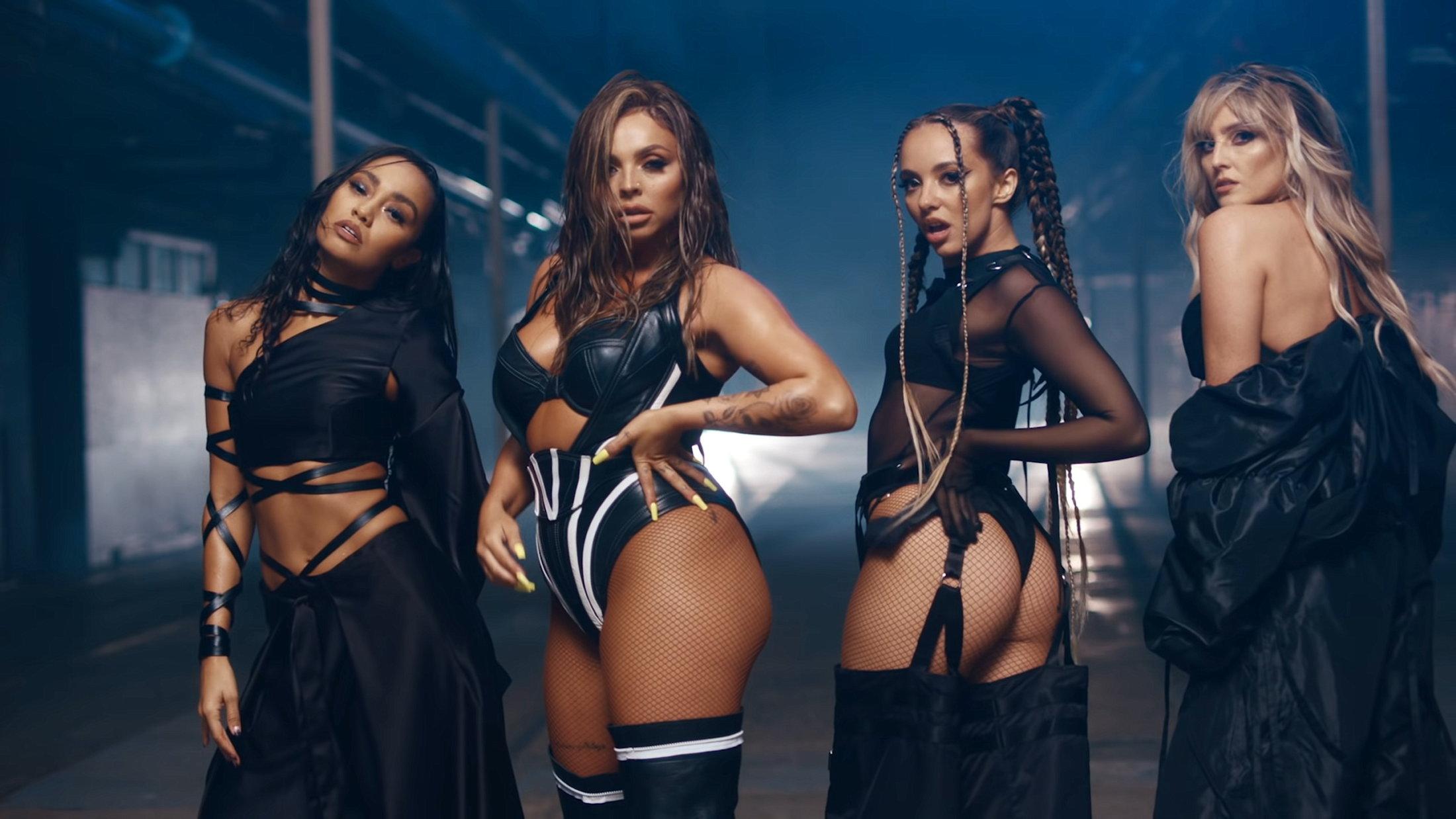 Little Mix - Sweet Melody (Official Video) 2-5 Screenshot