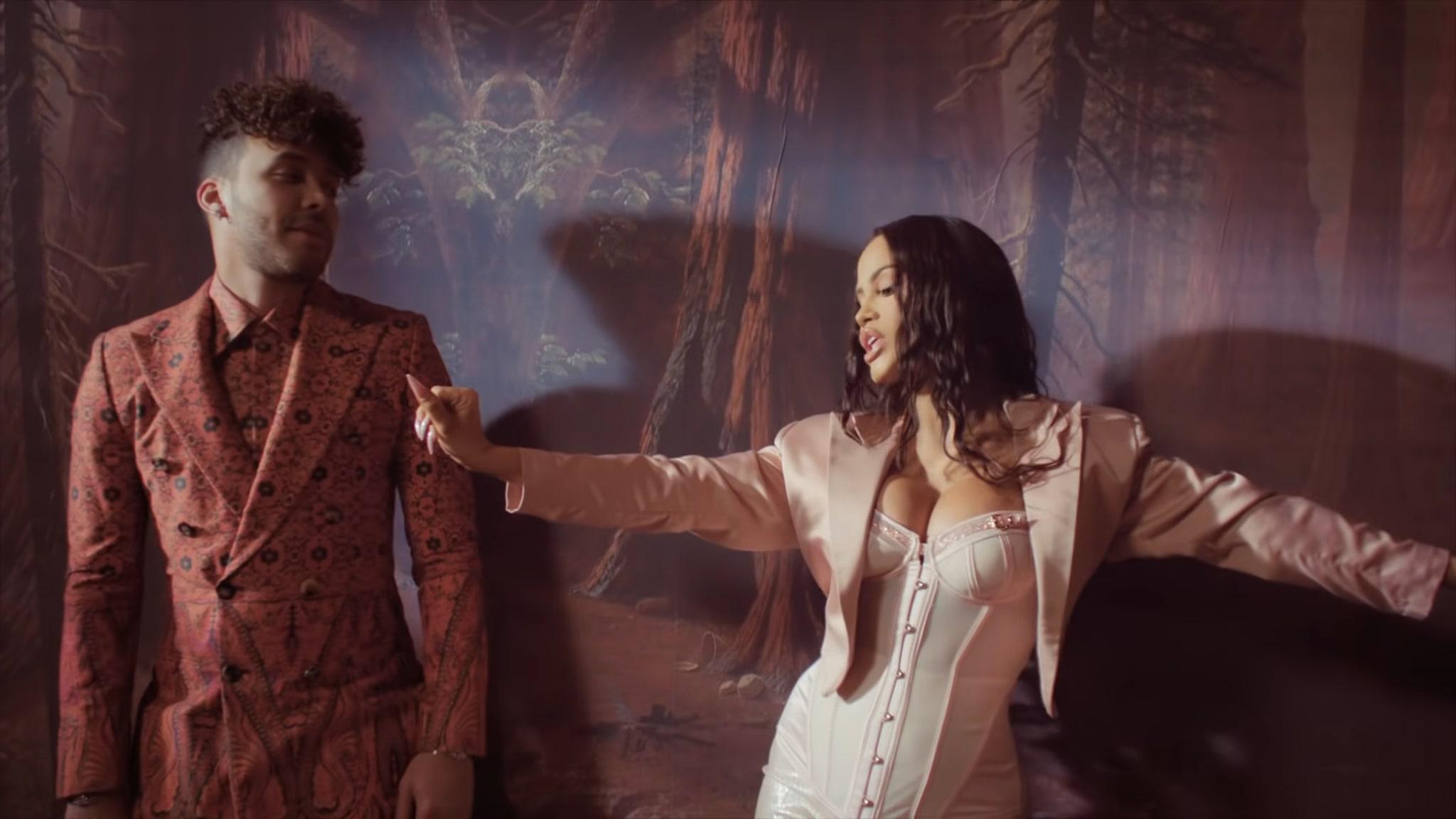 Natti Natasha X Prince Royce - ANTES QUE SALGA EL SOL (12)