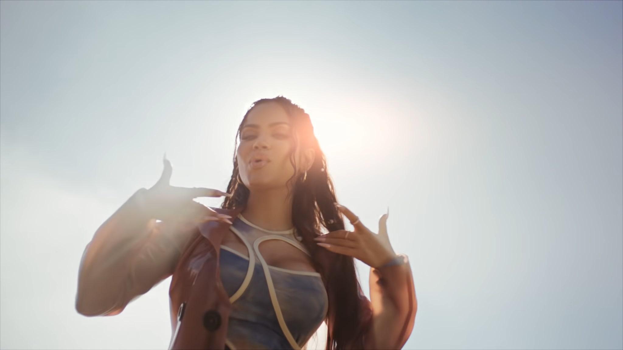 Natti Natasha X Prince Royce - ANTES QUE SALGA EL SOL (8)