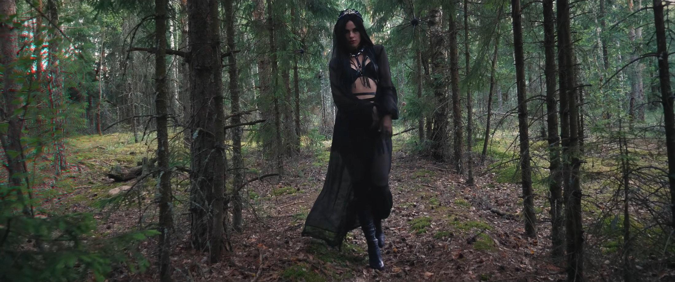 OMNIMAR - Feels Like Velvet (Official Video) 1-37 Screenshot