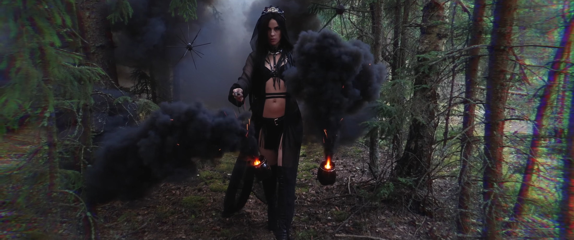 OMNIMAR - Feels Like Velvet (Official Video) 4-23 Screenshot